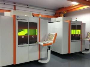 EDM machine for GF-AgieCharmilles